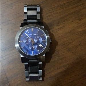 Men's Burberry watch 42mm